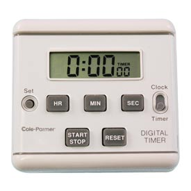 Clip-on Clock Timer for Lecterns by