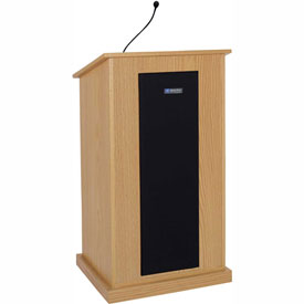 Chancellor Sound Podium / Lectern - Oak