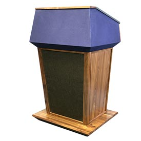 Non-Sound Patriot Podium / Lectern