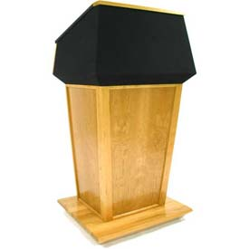Patriot Plus Non-Sound Podium / Lectern - Oak