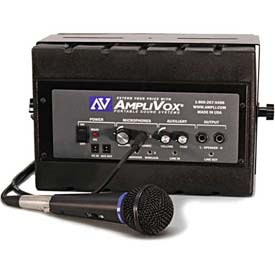 Mity Box Amplified Speaker with Wired Mic