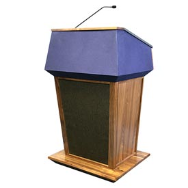Patriot Podium / Lectern - Walnut