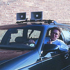 Wireless Sound Cruiser