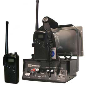 Radio Hailer Emergency Communication System - 2 MURS Radios Included