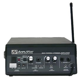 Wireless Multimedia Stereo Amplifier
