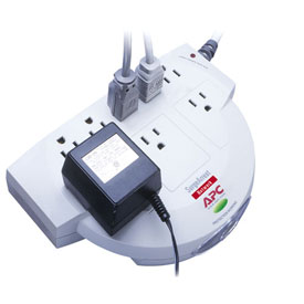 Click here to buy APC Network SurgeArrest, 8 Outlet.
