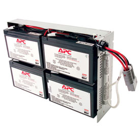 APC Replacement Battery Cartridge #24