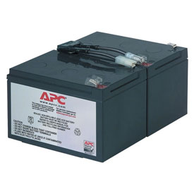 Buy APC Replacement Battery Cartridge #6