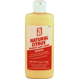 NATURAL CITRUS Smooth, 4oz. Squeeze Bottle 24/Case 49004 Package Count 24 by