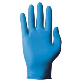 TNT Blue Disposable Gloves, ANSELL 92-575-M