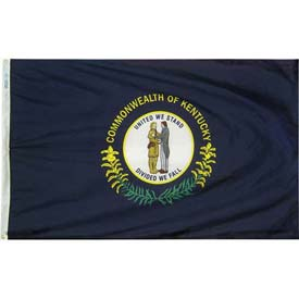 4X6 Ft. 100% Nylon Kentucky State Flag