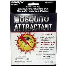 Flowtron® Octenol Mosquito Attractant 6 Pack - MA1000-6