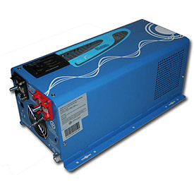 Click here to buy AIMS Power 2000 Watt 48 Volt Pure Sine Inverter Charger , PICOGLF20W48V120VR.