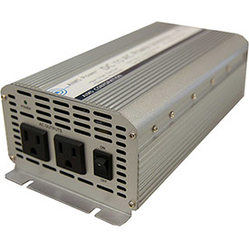 Click here to buy AIMS Power 1000 Watt Value Power Inverter, PWRB1000.