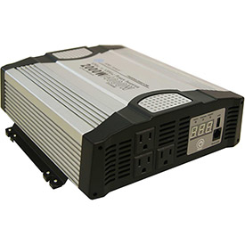 AIMS Power 2000 Watt Power Inverter with USB, PWRINV200012W by