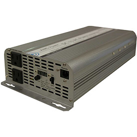 Click here to buy AIMS Power 2500 Watt Power Inverter, PWRINV250012W.