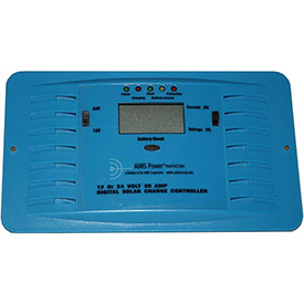 AIMS Power 30 Amp PWM Solar Charge Controller, SCC30A by