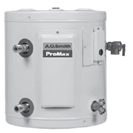 ao smith ejc6 promax water heater residential electric 6 gal 120v 16w