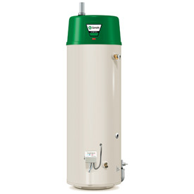 AO Smith GPHE-50 Vertex Water Heater Residential Power Vent Nat Gas 50 Gal. 76,000 BTU