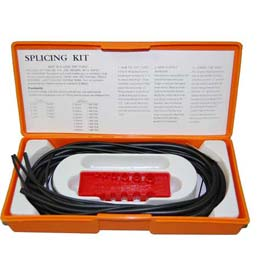 Buna 70 Duro O-Ring Splicing Kit, 4 Pieces by