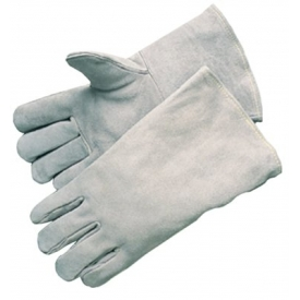 Gray Welder Gloves, Anchor 930