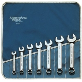 Combination Wrench Sets, ARMSTRONG TOOLS 25-609 by