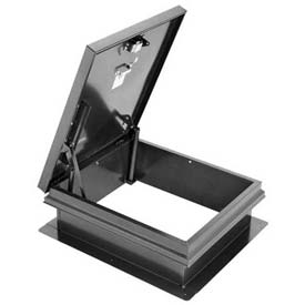"Roof Hatch, Galvanized, 30""L x 36""W"