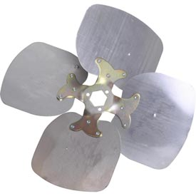 """18"""" Condenser Fan Blade 27° Pitch, Counter Clockwise Rotation Min Count 3 by"""