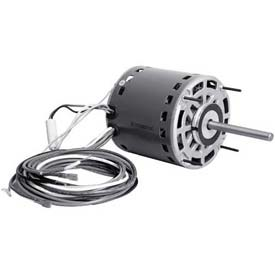 "Alltemp DD-3583, 5.5"" Dia.  Direct Drive Motor w/ Sleeve Bearings - 3/4 HP, 11.3A"