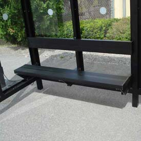 ADA Bench for 12' Shelter, Bronze