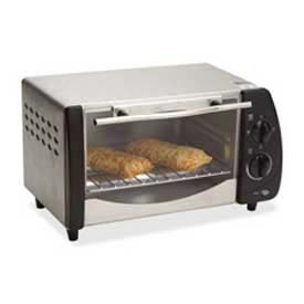 "Avanti T9 - Toaster Oven, Automatic Shut Off, 9-4/5""L x 15""W, Stainless Steel"