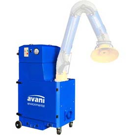 Avani SPC-2000 1.5HP Portable Filtration Unit with Cartrige Cleaning