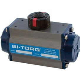 Spring Return Pneumatic Actuator; 111 In Lbs Spring End