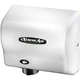American Dryer ExtremeAir High Speed Compact Hand Dryer - White ABS GXT9