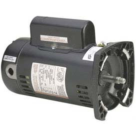Electric motors definite purpose pool pump motors for Square flange pool pump motor