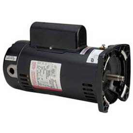 Electric motors definite purpose pool pump motors 2 for Square flange pool pump motor