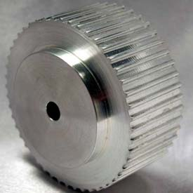 44 Tooth Timing Pulley, At 5mm Pitch, Aluminum, 21at5/44-0 - Min Qty 2