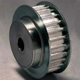 22 Tooth Timing Pulley, At 5mm Pitch, Aluminum, 38at5/22-2 - Min Qty 2