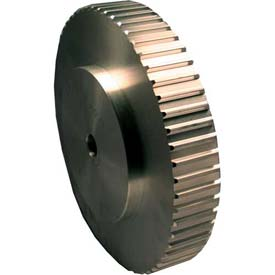 48 Tooth Timing Pulley, 10mm Pitch, Aluminum, 47AT10/48-0