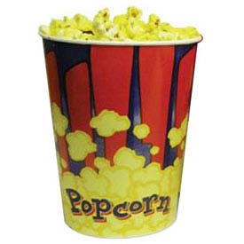 Click here to buy BenchMark USA 41432 Popcorn Buckets 32 oz 100/Tubs.