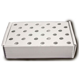 Black Diamond 5266-BD Build A Tray Spill Pallet Lab Tray 5 Pack