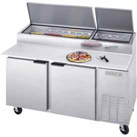 "Beverage Air DP67 Deli/Pizza Prep Tables Dp Series, 67""W by"