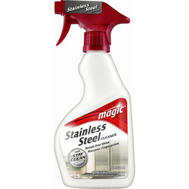 Magic American/Natural Magic/SCI 1825 Stainless Steel Cleaner by
