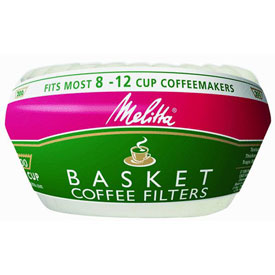 Melitta U S A Inc 629524 Basket Coffee Filters by