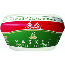 Melitta U S A Inc 629552 Basket Coffee Filters by