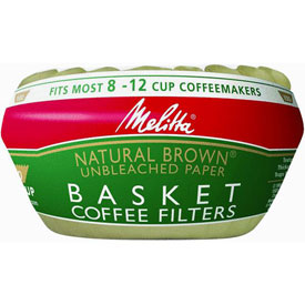 Melitta U S A Inc 629092 Basket Coffee Filters by