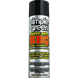 Sunshine Makers 0310001260014 Simple Green BBQ and Grill Cleaner by