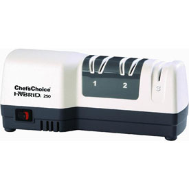 Edgecraft Corp 0250100 Chef's Choice Hybrid Knife Sharpener by
