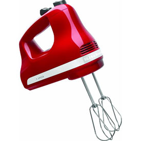 Kitchenaid KHM512ER KitchenAid 5-Speed Hand Mixer by