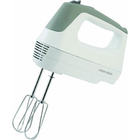 Spectrum Brands/Black & Decker MX1500W Black & Decker 5-Speed Hand Mixer by